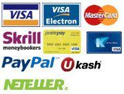 Mezzi di pagamento PaddyPower